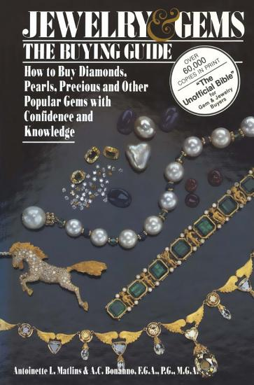Jewelry   Gems The Buying Guide PDF