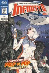Infinity 8 - N°1 - Romance et macchabées