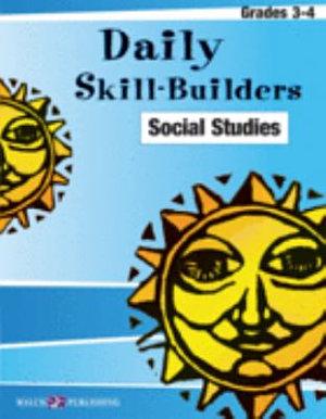 Daily Skill Builders  Social Studies 3 4 PDF