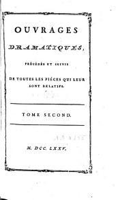 Oeuvres de Mr. de Voltaire: Volume3