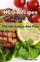 Hcg Recipes Phase 2 Book