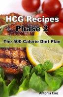 Hcg Recipes Phase 2