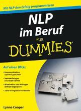 NLP im Beruf f  r Dummies PDF