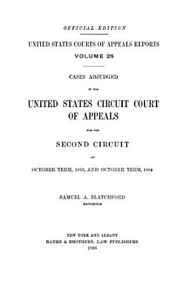 United States Courts of Appeals Reports
