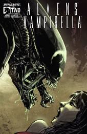 Aliens / Vampirella #2