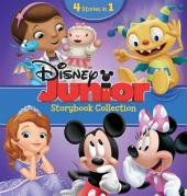 Disney Junior Storybook Collection: 4 Stories in 1!