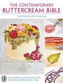 The Contemporary Buttercream Bible Book