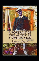 Download A Portrait of the Artist as a Young Man Illustrated Book