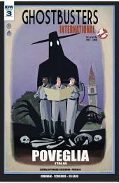 Ghostbusters International #3