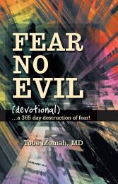 Fear No Evil (DEVOTIONAL)