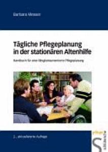 T  gliche Pflegeplanung in der station  ren Altenpflege PDF