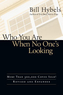 Download Who You Are When No One s Looking Book