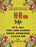 HR Life Coloring Book