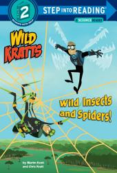 Wild Insects and Spiders! (Wild Kratts)