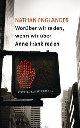 Wor  ber wir reden  wenn wir   ber Anne Frank reden PDF