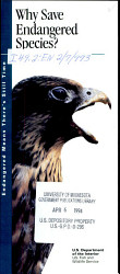 Why Save Endangered Species  Book PDF