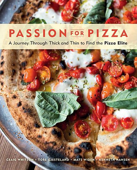 Passion for Pizza PDF