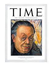TIME Magazine Biography--Diego Rivera