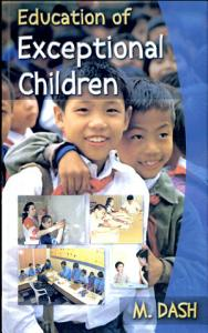Education of Exceptional Children Book