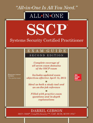 SSCP Systems Security Certified Practitioner All in One Exam Guide  Second Edition PDF