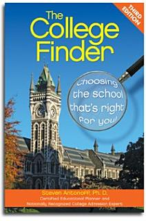 The College Finder Book