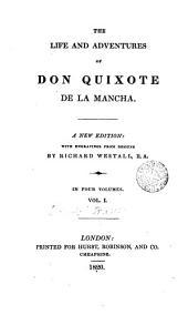The Life and Adventures of Don Quixote de la Mancha,1