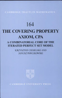 The Covering Property Axiom  CPA PDF