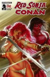 Red Sonja / Conan #1