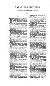 Bulletin général de thérapeutique médicale et chirurgicale: Volume43