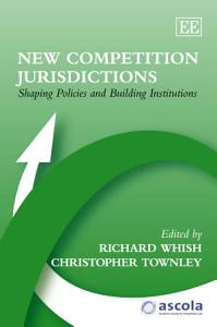 New Competition Jurisdictions