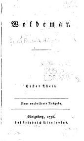 Woldemar: Bände 1-2