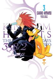Kingdom Hearts 358/2 Days: Volume 3