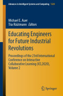Educating Engineers for Future Industrial Revolutions