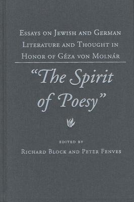 The Spirit of Poesy PDF
