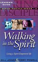 Walking in the Spirit PDF