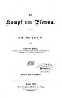 Der Kampf um Plewna PDF