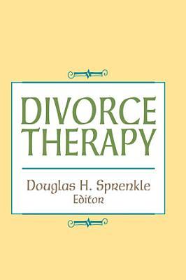 Divorce Therapy PDF