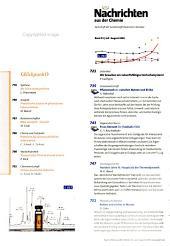 Nachrichten aus der Chemie PDF