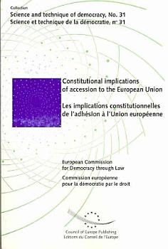 Constitutional Implications of Accession to the European Union PDF
