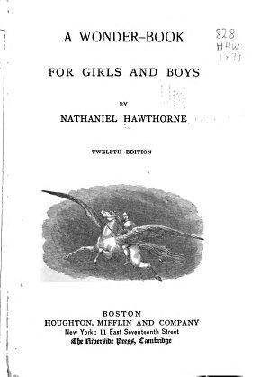 A Wonder book for Girls   Boys