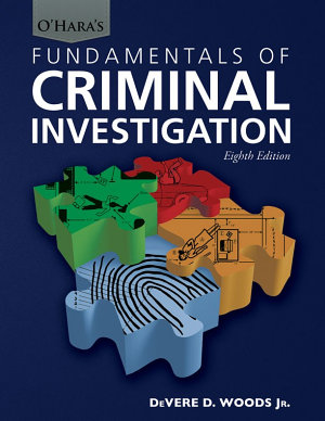 O HARA S FUNDAMENTALS OF CRIMINAL INVESTIGATION PDF