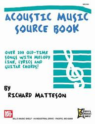 Acoustic Music Source Book Book PDF