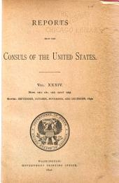 Consular Reports: Commerce, Manufactures, Etc, Volume 34