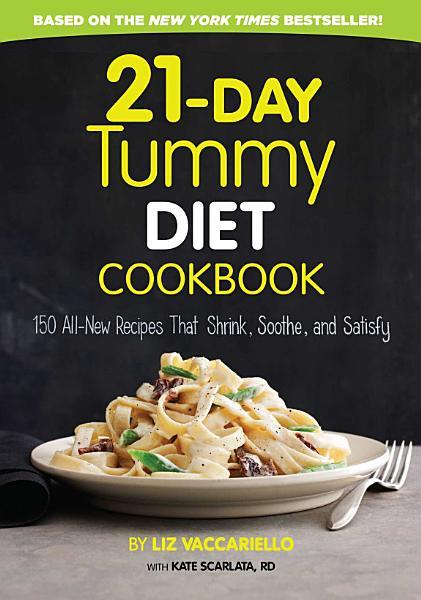 Download 21 Day Tummy Diet Cookbook Book