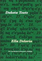 Dakota Texts Book PDF