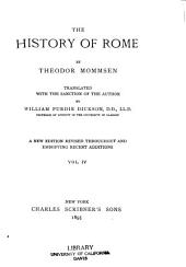 The History of Rome: Volume 4
