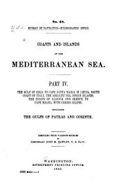 Coasts of the Mediterranean Sea: Part 4