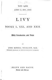 Livy: Book 21