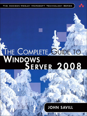 Complete Guide to Windows Server 2008  The PDF