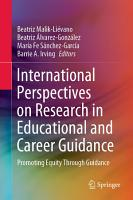 International Perspectives on Research in Educational and Career Guidance PDF